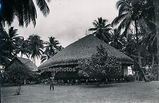 TAHITI c. 1940 - Case Ronde Ph. P.I. Nordmann - T39