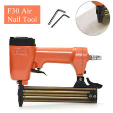 Air Brad Nailer Compression Nail Gun Carpenter Wood Framing Stapler Power Tool