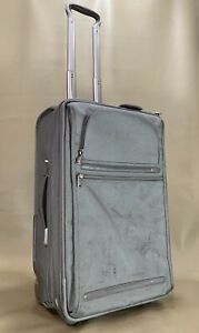 """Preowned TUMI Frequent Traveler Expandable 22"""" Upright Carry-On Suitcase 22022S4"""