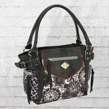Refresh Damen Tasche 82991 schwarz Handtasche Frauen Handbag Ladies Bag Womens