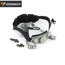 IDOGEAR Tactica Hanging System Suspension ACH OPS-CORE Occ-Dial for FAST Helmet