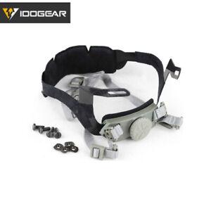 IDOGEAR Tactica Aufhängesystem Aufhängung ACH OPS-CORE Occ-Dial für FAST Helm