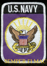 US NAVY VETERAN HAT PATCH USN PIN UP USS NAVAL OFFICER CHIEF ENLISTED MILITARY