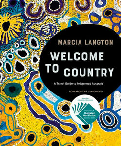 NEW Welcome to Country By Marcia Langton Hardcover Free Shipping