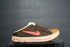 Nike Soaker SL VTG OG 2006 Slip On Water Shoes Women 9 Multi Olive Athletic Hip