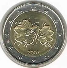 Finland 2007 UNC 2 euro : Standaard