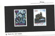 Faroe Islands 1995 Catholic Church Set MNH