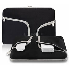 "For Various 13"" 13.3"" Tablet PC Laptop Hand Carry Neoprene Sleeve Bag Case Black"