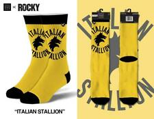 Clubber Lang Mr T Boxing Movie Socks Men/'s 6-13 Film Odd Sox x Rocky Balboa Vs