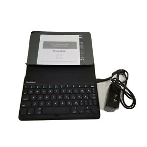 brookstone dash case for ipad mini tablet with bluetooth keyboard