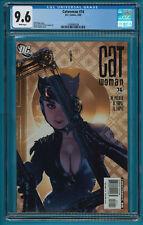 Catwoman #74 CGC 9.6  Adam Hughes Cover