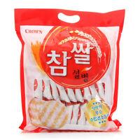 Korean Sweet Rice Snack Crown CHAM SSAL SEOL BYUNG 270g