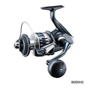 Shimano 20 STRADIC SW 8000HG Spinning Reel