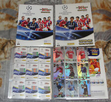 Panini Champions League 2010-2011 complete set 469 Cards +all 31 LE cards