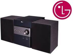 LG CM1560 XBOOM CM1560 Micro Hi-Fi System w/ Bluetooth , CD Player & USB *RFB*