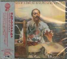 RALPH MACDONALD-SOUND OF A DRUM-JAPAN CD  D73