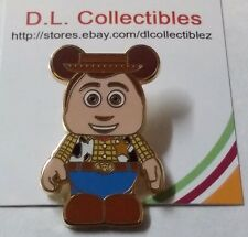 Disney Toy Story Vinylmation Woody Pin