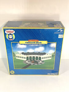 NEW Deluxe Tidmouth Sheds Thomas Friends Bachmann HO Scale NIB HTF RARE!