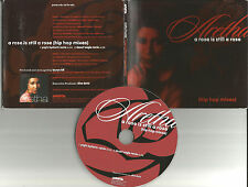 ARETHA FRANKLIN A rose is still RARE HIP HOP MIXES PROMO CD single Lauryn Hill
