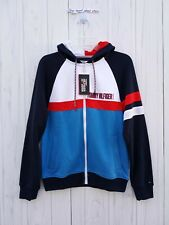 XL MENS NWT Tommy Hilfiger Fleece Sweater Jacket Hoodie...