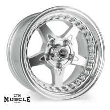 Ctm muscle Dragstar 15 inch Old school wheels- Suit Holden Torana HT HK HG