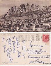 # CORTINA d'AMPEZZO  .... POMAGAGNON   1955
