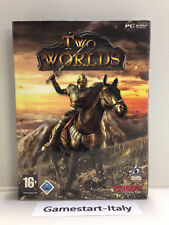 TWO WORLDS (PC COMPUTER) VIDEOGIOCO NUOVO SIGILLATO NEW