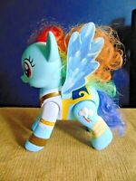 Singing My Little Pony The Movie Flip & Whirl Pirate Rainbow Dash Sounds 2013