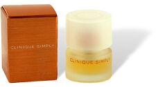 """Clinique - """"Simply"""" Parfum Miniatur Flakon 4ml reines Parfum Spray mit Box"""