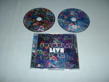 COLDPLAY Live 2012 UK 2 Disc CD & DVD Album Includes Paradise (CHRIS MARTIN)