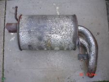 FORD GALAXY MK2,1.9 TDI,REG.2000-2006,EXHAUST BACK BOX