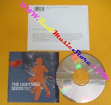 CD THE LIGHTNING SEEDS Tilt 1999 Uk EPIC 496263 2 no lp mc dvd (CS13)
