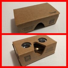 GOOGLE Cardboard VE Viewer (Authentic Google Product) NEW OPEN BOX