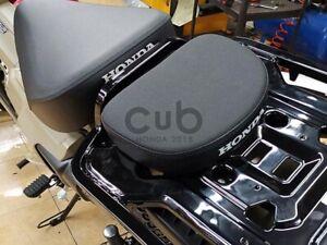 HONDA CT125 HUNTER 2020 - 2021 SEAT PASSENGER SMALL BLACK TRAIL MOTO