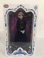 Disney Store Frozen Elsa Doll, Limited Edition, Purple Dress, New