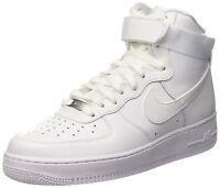 Nike Air Force 1 High White/White (315121 115)