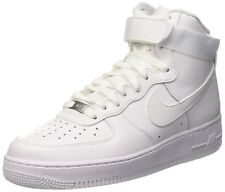 Nike Mens Air Force 1 High 07 Basketball Shoes White/white All Sizes 8.5