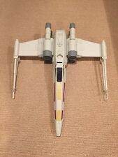 Large Scale Star Wars Series X-Wing Fighter Vehicle Droid R2D2 Size 29 1/2 Tall