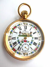 Montre Gousset Jean Marcel Pocket Watch