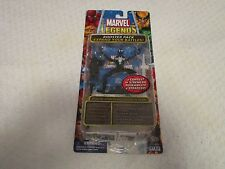 Toy Biz Marvel Legends Showdown Series 1 Black Costume Spider-Man Booster Pack
