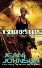 A Soldier's Duty (Theirs Not to Reason Why) Johnson, Jean Mass Market Paperback