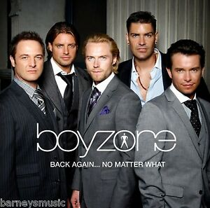 BOYZONE ( NEW SEALED CD ) BACK AGAIN THE GREATEST HITS COLLECTION VERY BEST OF