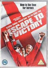 Michael Caine/Pele 'ESCAPE TO VICTORY' DVD New/Sealed - UK Warner Bros.