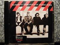CD U2 / How to Dismantle an Atomic Bomb – Rock Album 2004