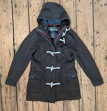 Men's SUPERDRY Duffle Coat Size Small