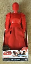 "STAR WARS 18"" Big Figs PRAETORIAN GUARD The Last Jedi Action Figure first order"