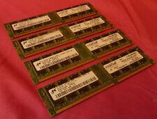 4GB Kit MT16VDDT12864AG-40BC1 CT12864Z40B.16T PC3200U DDR Non-ECC Desktop RAM