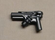 x1 NEW Lego Laser Gun Kryptonian Weapon for Minifigs PERL DARK GRAY