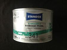 Standox - Standohyd Basecoat Pearl -500 ml -Almadin- Mix 341
