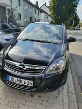 Opel Zafira B 1.7 CDTI. Erstzulassung 2011